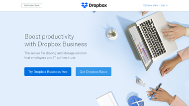 is Dropbox Up or Down