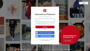 is Pinterest Up or Down